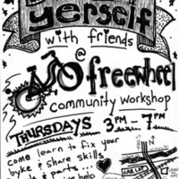Do it yerself [yourself] with friends: freewheel community workshop